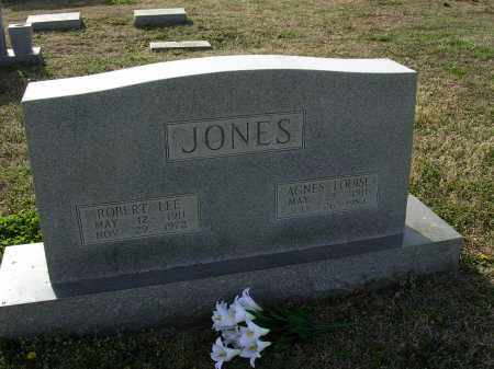 JONES, AGNES LOUISE - Cross County, Arkansas | AGNES LOUISE JONES - Arkansas Gravestone Photos