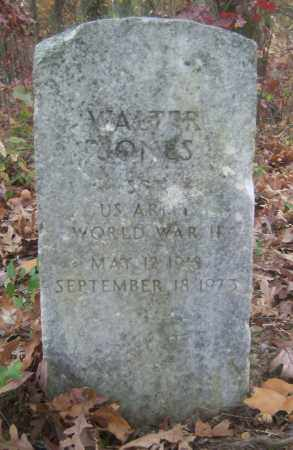 JONES (VETERAN WWII), WALTER - Cross County, Arkansas | WALTER JONES (VETERAN WWII) - Arkansas Gravestone Photos
