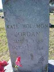 JORDAN, KATE - Cross County, Arkansas | KATE JORDAN - Arkansas Gravestone Photos