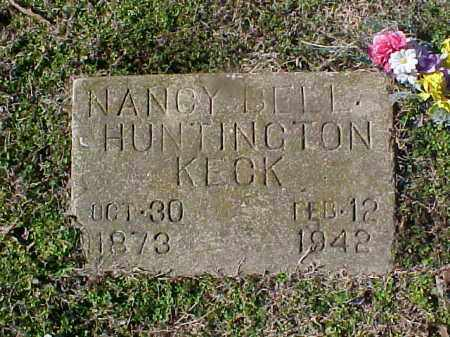 HUNTINGTON KECK, NANCY BELL - Cross County, Arkansas | NANCY BELL HUNTINGTON KECK - Arkansas Gravestone Photos