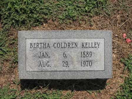 KELLEY, BERTHA ELDONNA - Cross County, Arkansas | BERTHA ELDONNA KELLEY - Arkansas Gravestone Photos