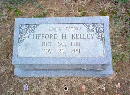 KELLEY, CLIFFORD H - Cross County, Arkansas   CLIFFORD H KELLEY - Arkansas Gravestone Photos