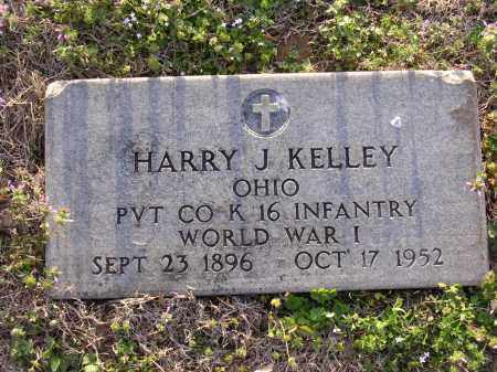 KELLEY  (VETERAN WWI), HARRY J - Cross County, Arkansas | HARRY J KELLEY  (VETERAN WWI) - Arkansas Gravestone Photos