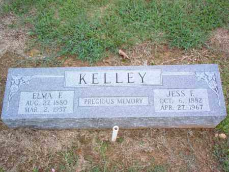 KELLEY, JESS E - Cross County, Arkansas | JESS E KELLEY - Arkansas Gravestone Photos