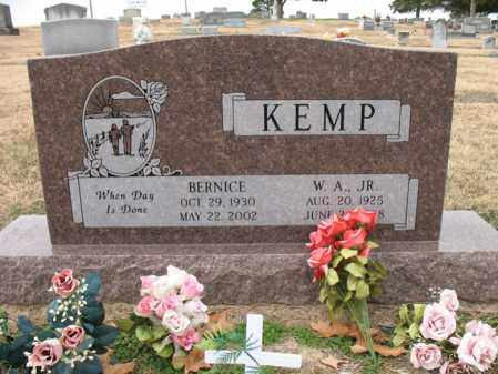 KEMP, BERNICE - Cross County, Arkansas | BERNICE KEMP - Arkansas Gravestone Photos