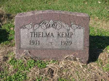 KEMP, THELMA - Cross County, Arkansas | THELMA KEMP - Arkansas Gravestone Photos