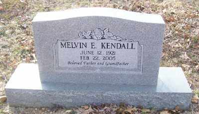 KENDALL, MELVIN EUGENE - Cross County, Arkansas | MELVIN EUGENE KENDALL - Arkansas Gravestone Photos