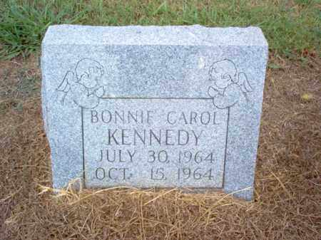 KENNEDY, BONNIE CAROL - Cross County, Arkansas | BONNIE CAROL KENNEDY - Arkansas Gravestone Photos