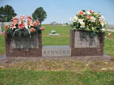 KENNEDY, CAZ EUGENE - Cross County, Arkansas | CAZ EUGENE KENNEDY - Arkansas Gravestone Photos
