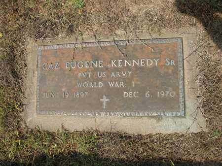 KENNEDY, SR (VETERAN WWI), CAZ EUGENE - Cross County, Arkansas | CAZ EUGENE KENNEDY, SR (VETERAN WWI) - Arkansas Gravestone Photos