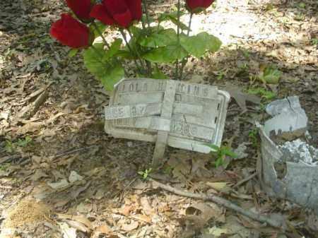 KING, LOLA H - Cross County, Arkansas | LOLA H KING - Arkansas Gravestone Photos