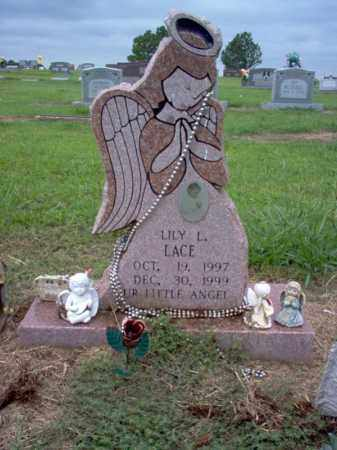 LACE, LILY L - Cross County, Arkansas | LILY L LACE - Arkansas Gravestone Photos
