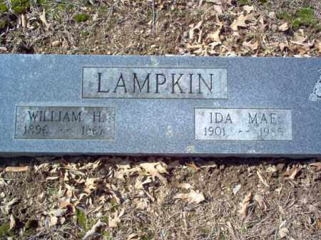 LAMPKIN, WILLIAM H - Cross County, Arkansas | WILLIAM H LAMPKIN - Arkansas Gravestone Photos