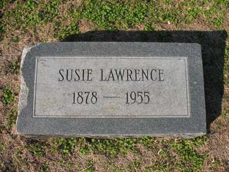 LAWRENCE, SUSIE - Cross County, Arkansas | SUSIE LAWRENCE - Arkansas Gravestone Photos