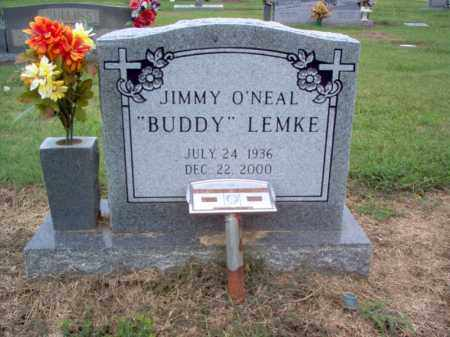 "LEMKE, JIMMY O'NEAL ""BUDDY"" - Cross County, Arkansas 