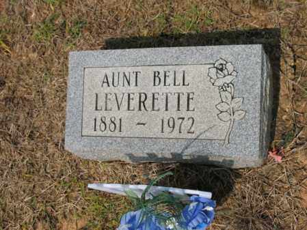 LEVERETTE, BELL - Cross County, Arkansas | BELL LEVERETTE - Arkansas Gravestone Photos