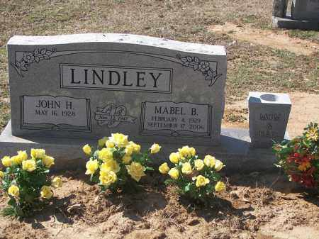 LINDLEY, MABEL B - Cross County, Arkansas | MABEL B LINDLEY - Arkansas Gravestone Photos