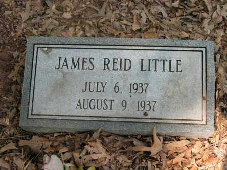LITTLE, JAMES REID - Cross County, Arkansas | JAMES REID LITTLE - Arkansas Gravestone Photos