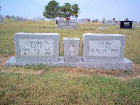 LONG, CHARLES MARION - Cross County, Arkansas | CHARLES MARION LONG - Arkansas Gravestone Photos