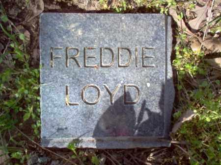 LOYD, FREDDIE - Cross County, Arkansas | FREDDIE LOYD - Arkansas Gravestone Photos