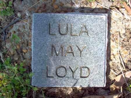 LOYD, LULA MAY - Cross County, Arkansas | LULA MAY LOYD - Arkansas Gravestone Photos