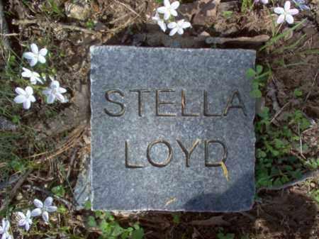LOYD, STELLA - Cross County, Arkansas | STELLA LOYD - Arkansas Gravestone Photos