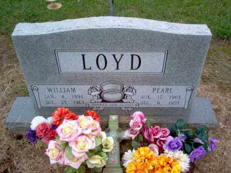 LOYD, PEARL - Cross County, Arkansas | PEARL LOYD - Arkansas Gravestone Photos