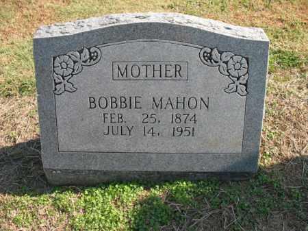 MAHON, BOBBIE - Cross County, Arkansas | BOBBIE MAHON - Arkansas Gravestone Photos