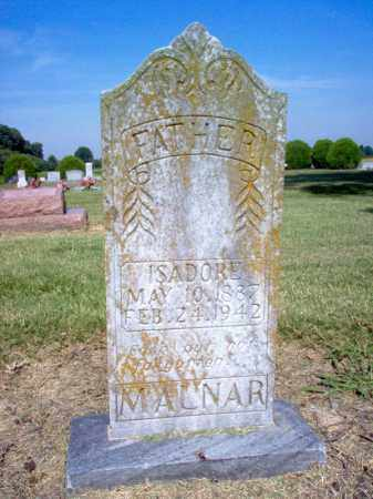 MALNAR, ISADORE - Cross County, Arkansas | ISADORE MALNAR - Arkansas Gravestone Photos