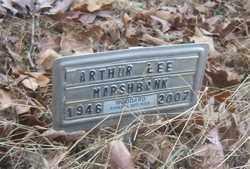 MARSHBANK, ARTHUR LEE - Cross County, Arkansas | ARTHUR LEE MARSHBANK - Arkansas Gravestone Photos