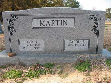 MARTIN, BOBBY L - Cross County, Arkansas | BOBBY L MARTIN - Arkansas Gravestone Photos