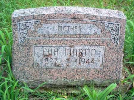 MARTIN, EVA - Cross County, Arkansas | EVA MARTIN - Arkansas Gravestone Photos