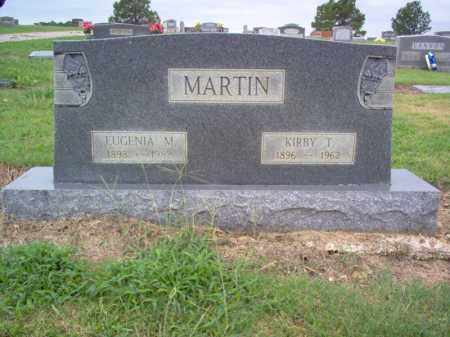 MARTIN, EUGENIA M - Cross County, Arkansas | EUGENIA M MARTIN - Arkansas Gravestone Photos
