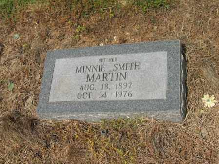 MARTIN, MINNIE - Cross County, Arkansas | MINNIE MARTIN - Arkansas Gravestone Photos