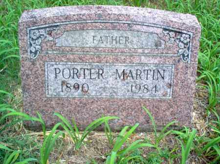 MARTIN, PORTER - Cross County, Arkansas | PORTER MARTIN - Arkansas Gravestone Photos
