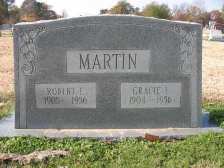 MARTIN, GRACIE L - Cross County, Arkansas | GRACIE L MARTIN - Arkansas Gravestone Photos