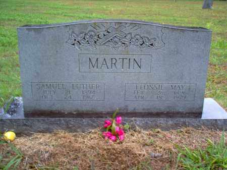 MARTIN, FLOSSIE MAY - Cross County, Arkansas | FLOSSIE MAY MARTIN - Arkansas Gravestone Photos