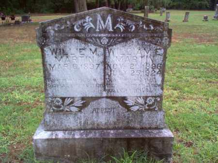 MARTIN, WILLIE M - Cross County, Arkansas | WILLIE M MARTIN - Arkansas Gravestone Photos