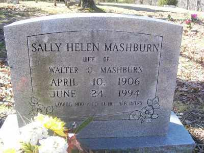 MASHBURN, SALLY HELEN - Cross County, Arkansas | SALLY HELEN MASHBURN - Arkansas Gravestone Photos