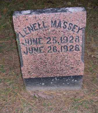MASSEY, LENELL - Cross County, Arkansas | LENELL MASSEY - Arkansas Gravestone Photos