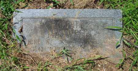 MAXWELL, ROBERTA - Cross County, Arkansas | ROBERTA MAXWELL - Arkansas Gravestone Photos