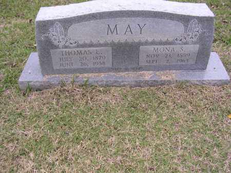 MAY, MONA S - Cross County, Arkansas | MONA S MAY - Arkansas Gravestone Photos