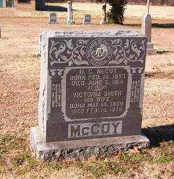 SMITH MCCOY, VICTORIA - Cross County, Arkansas | VICTORIA SMITH MCCOY - Arkansas Gravestone Photos