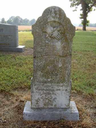 MCELROY, FRANCES E - Cross County, Arkansas | FRANCES E MCELROY - Arkansas Gravestone Photos