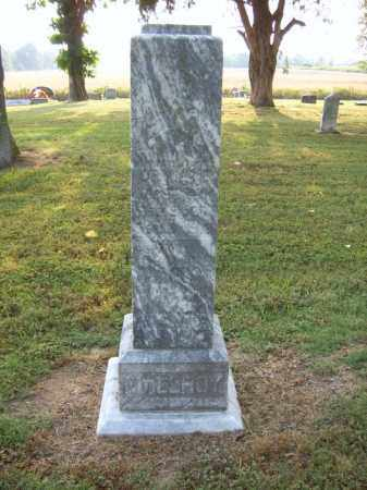 MCELROY, ORVILLE - Cross County, Arkansas | ORVILLE MCELROY - Arkansas Gravestone Photos