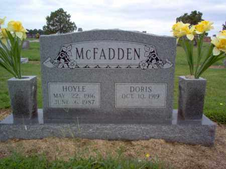 MCFADDEN, HOYLE - Cross County, Arkansas | HOYLE MCFADDEN - Arkansas Gravestone Photos