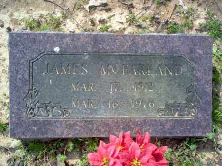 MCFARLAND, JAMES - Cross County, Arkansas | JAMES MCFARLAND - Arkansas Gravestone Photos