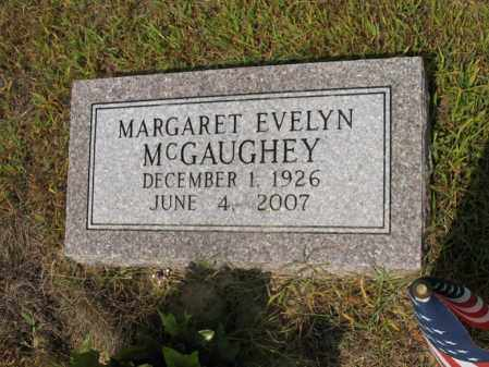 MCGAUGHEY, MARGARET EVELYN - Cross County, Arkansas | MARGARET EVELYN MCGAUGHEY - Arkansas Gravestone Photos