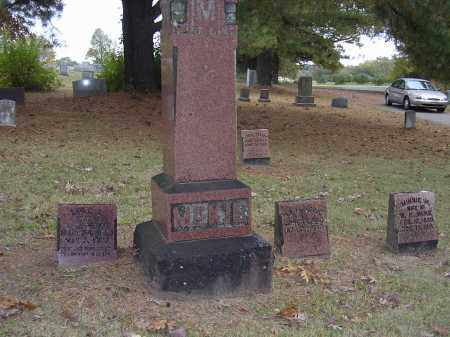 MCKIE, PLOT STONE - Cross County, Arkansas | PLOT STONE MCKIE - Arkansas Gravestone Photos