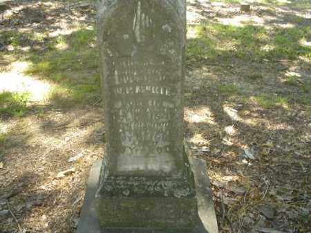 MCKIE, W P - Cross County, Arkansas | W P MCKIE - Arkansas Gravestone Photos